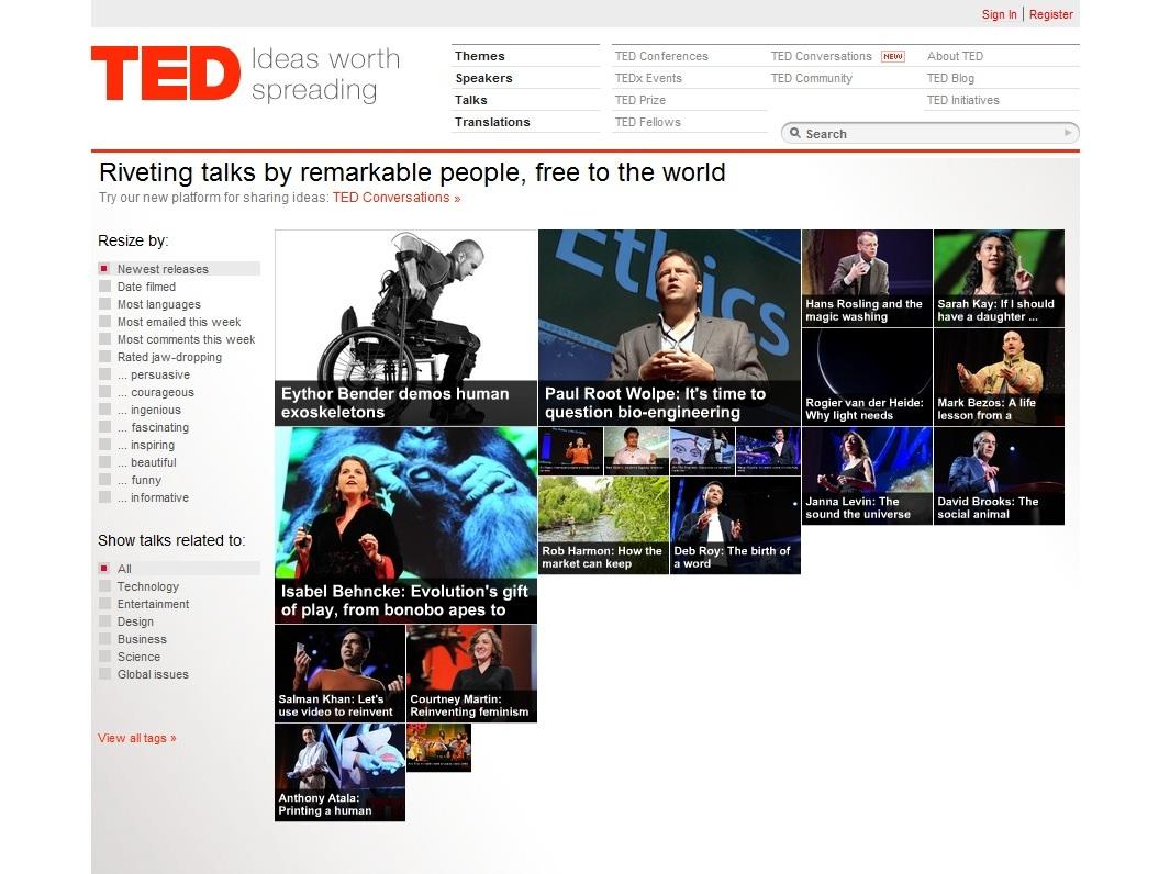 TED . com