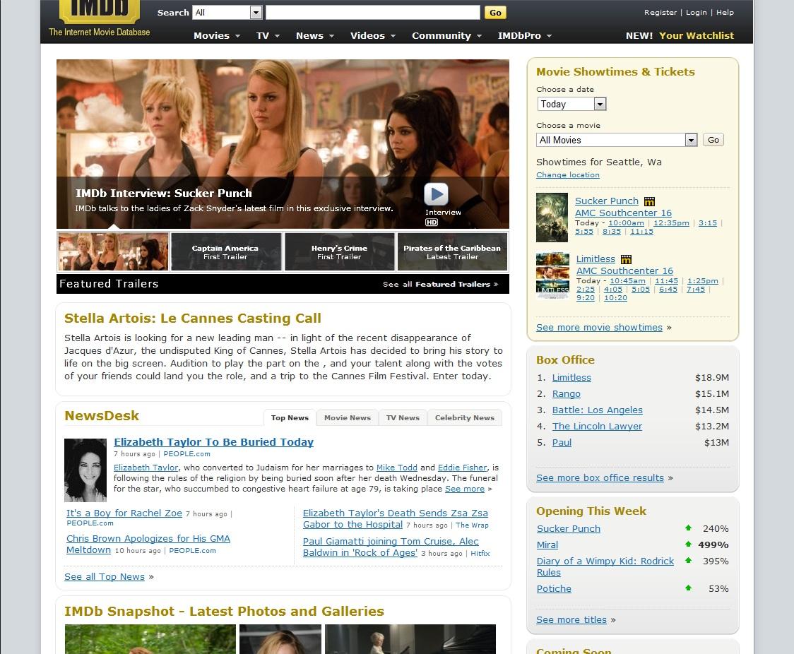 IMDb . com